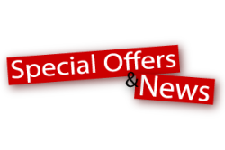 Special offers & News