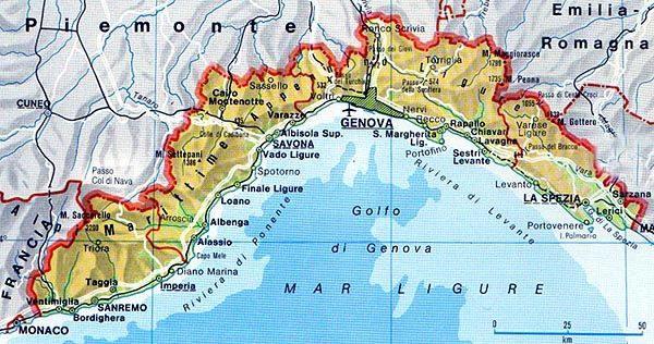 Risultato immagini per regioni d'Italia