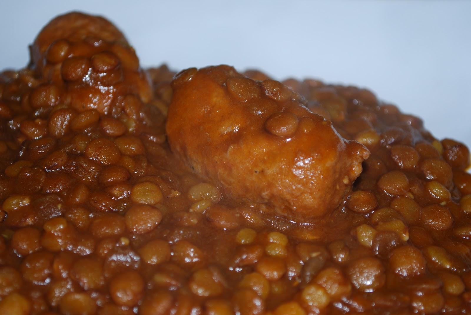 Il piatto tradizionale di capodanno la zuppa di for Lenticchie d acqua