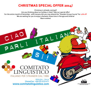 Christmass Special Offer 2014