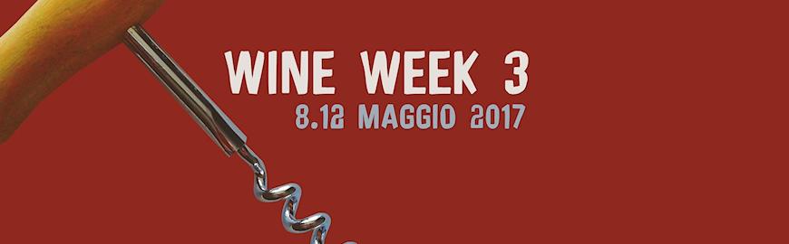 Wine Week 3