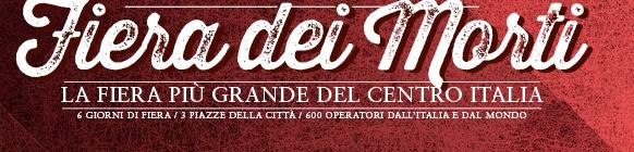 La Fiera dei Morti di Perugia, la più grande del Centro Italia.