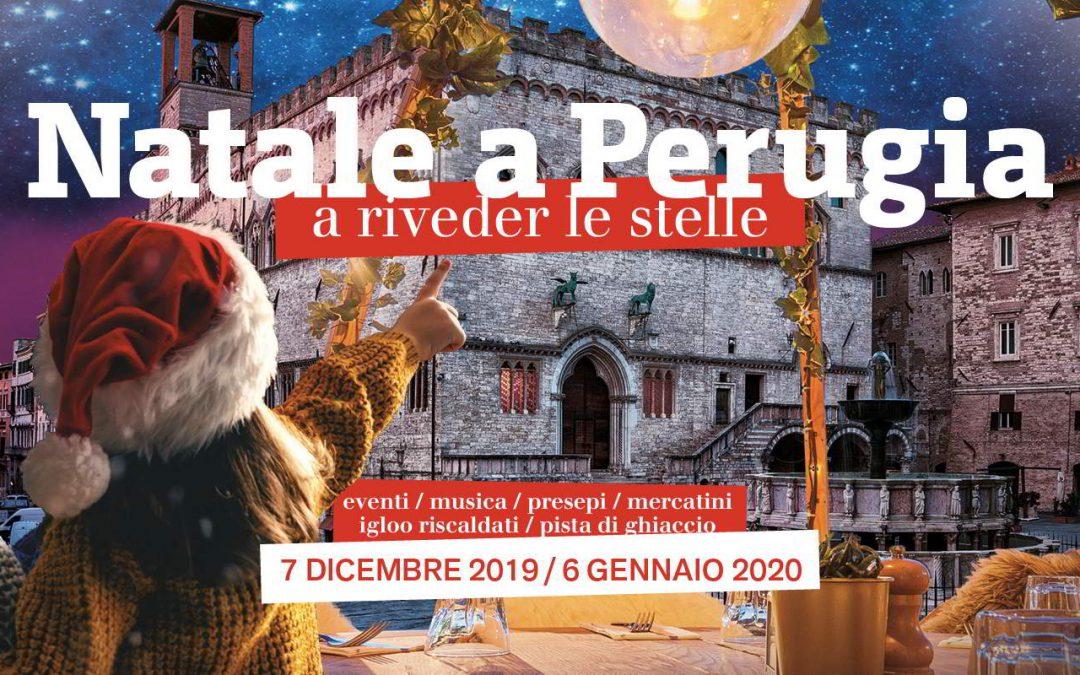 Natale a Perugia!