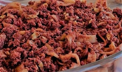 """Una ricetta Natalizia tipica umbra: i """"maccheroni con le noci"""""""