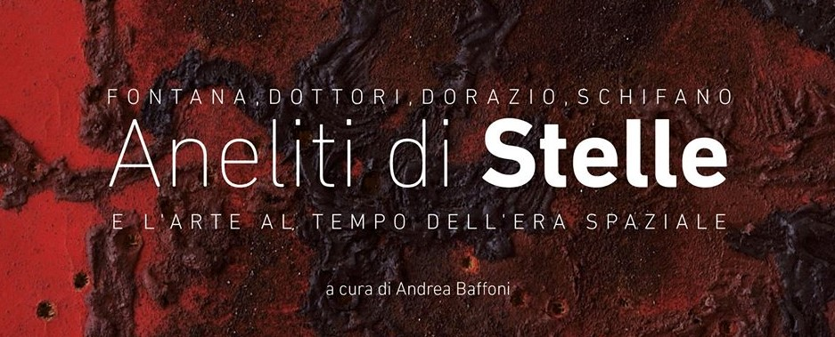 """Arte e Cultura a Perugia: """"Aneliti di Stelle e l'arte al tempo dell'era spaziale"""""""