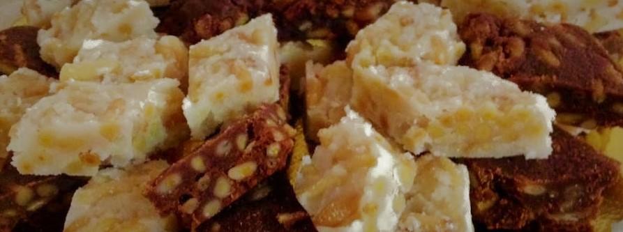 """Una ricetta tipica di stagione: le """"pinoccate"""""""
