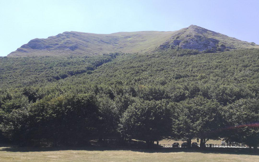 Luoghi dell'Umbria: il parco del Monte Cucco