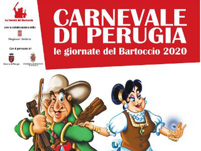 Carnevale di Perugia: le giornate del Bartoccio