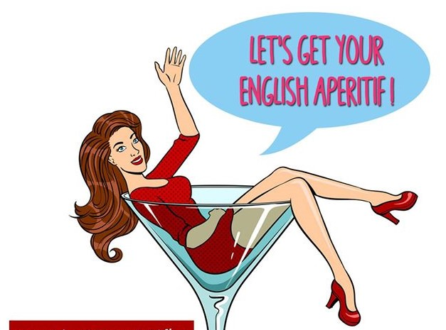 Let's get your English aperitif!