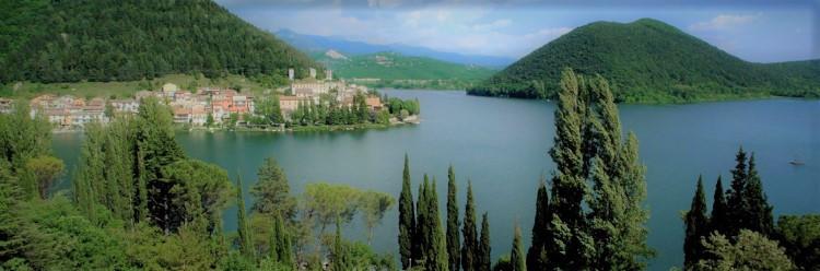 Luoghi dell'Umbria: il lago di Piediluco