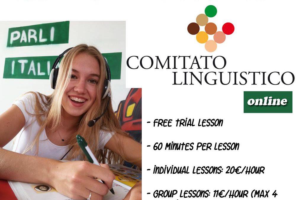 Comitato Linguistico online!