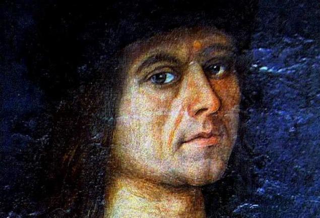 """Personaggi di Perugia: Bernardino di Betto detto """"Pinturicchio"""""""