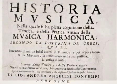 Personaggi di Perugia: Giovanni Andrea Angelini Bontempi