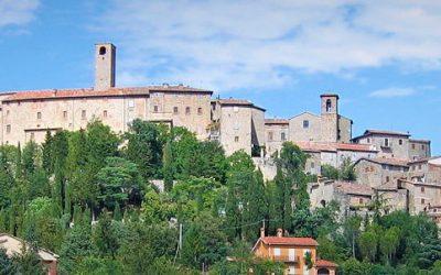 Luoghi dell'Umbria: Monte Santa Maria Tiberina