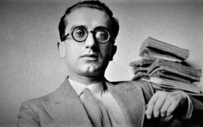 Personaggi di Perugia: Aldo Capitini