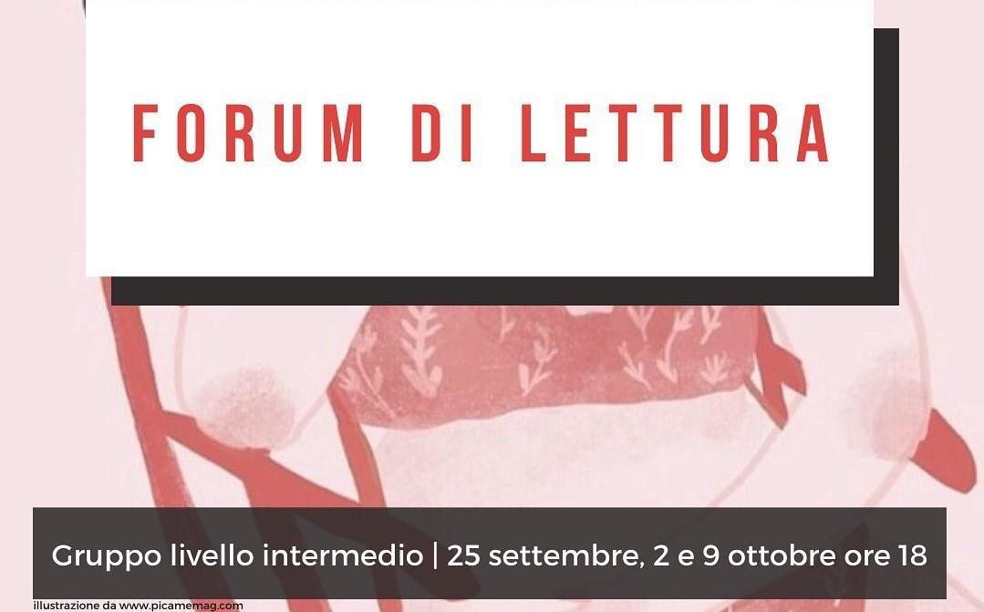 Forum di lettura