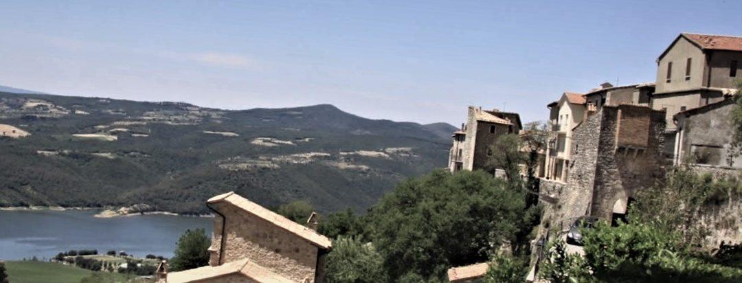 Luoghi dell'Umbria: Civitella del Lago