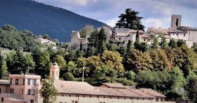 Luoghi dell'Umbria: Campello sul Clitunno
