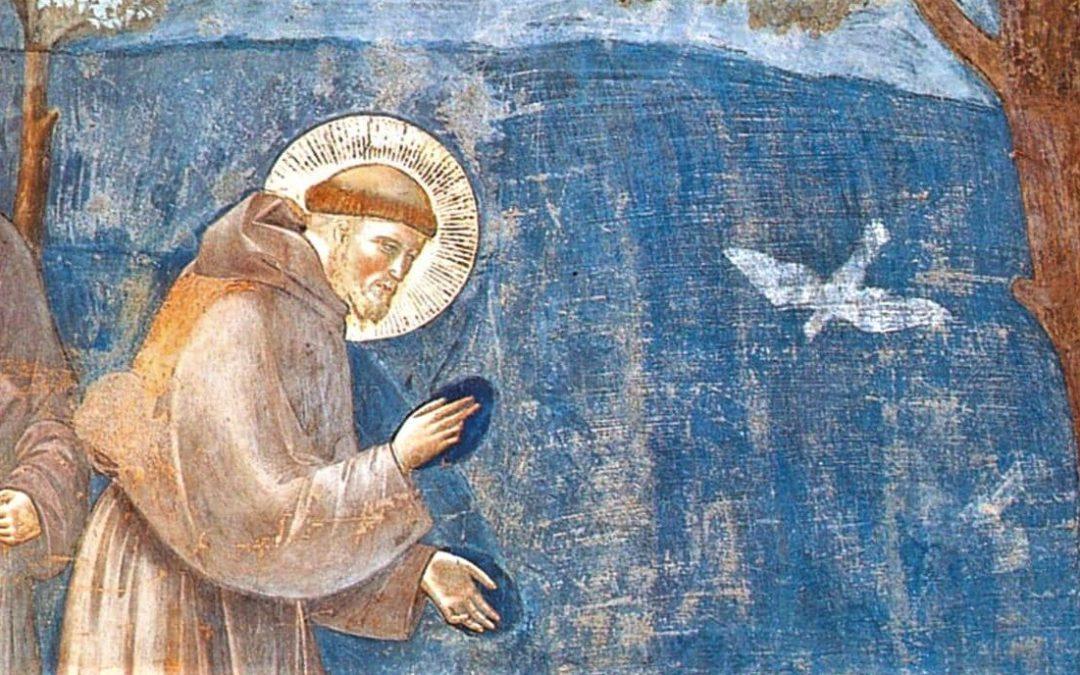 Personaggi dell'Umbria: San Francesco d'Assisi